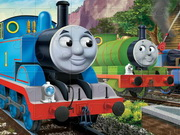 Play Thomas Jigsaw Puzzle game