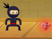 Play Ninja Hop game