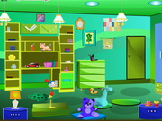 Play Escape Child Play Room game