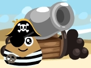 Play Pou Pirate Shot game