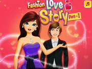 Play Fashion Love Story Part 1 game
