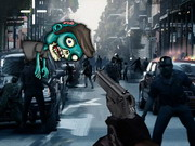 Play Zombie Extreme Shooting game