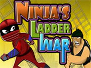 играя Ninja Ladder War игра