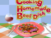 Cooking Homemade Beef Dish Game