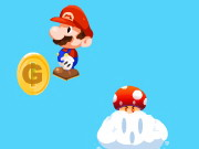 Play Mario Super Jump game