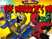 pelata Power Rangers Warriors Way peli