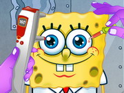 Play Spongebob Eye Doctor game