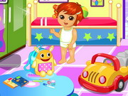 Play Dora Prepare For School game