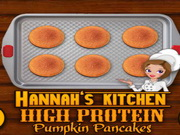 High Protein Pumpkin Pancakes Game