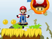 Play Mario Pogo game