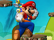 pelata Mario Flying Adventures peli