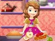 Sofia The First Summer Pie Game