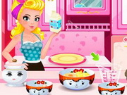 Play Cooking Lesson - Cake Maker game