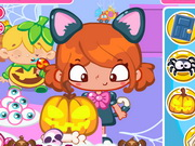 Play Halloween Slacking 2014 game