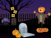 Play Halloween Escape 2014 game