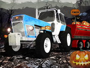 Play Halloween Pumpkin Cargo game