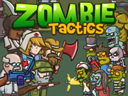 Play Zombie Tactics game