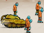 Play Tank Rage In Zombie City game