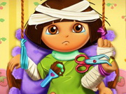 Play Dora Hospital Recovery game