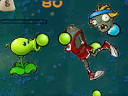 Plants Zombies Battle Game