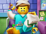 Play Lego Hospital Recovery game