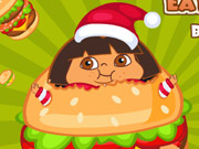 Fat Dora Eat Eat Eat Game