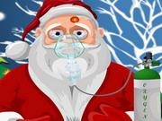Play Santa Skin Trouble game