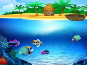 Play Sea Fish Escape game