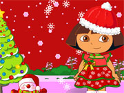 Dora Christmas Games Game