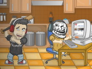 Play Kick Out Ytroll game