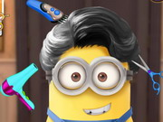 Play Minion Hair Salon game