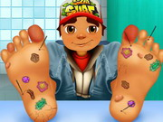 Play Subway Surfers Foot Doctor game