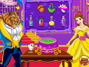 Play Princess Belle Magic Cure game