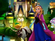 Play Frozen Palace Hidden Objects game