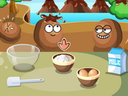 Cook Cake With Nuts Game