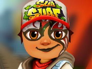 Play Subway Surfers Face game