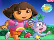 Play Dora Sweet Bubble game