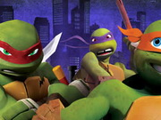 Play Ninja Turtles Differences game