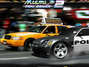 Play Miami Taxi Driver 2 game