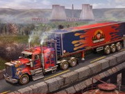 Play 3D Parking Thunder Trucks game