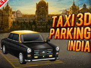 Taxi Parking 3D India Game