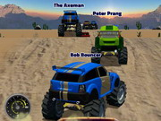 Play Monster Truck Rally game