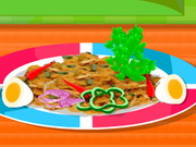 Play Cooking Chicken Rice game