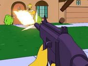 Simpsons 3d Save Springfield Game