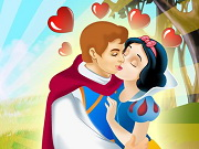 Snow White Love Story Game
