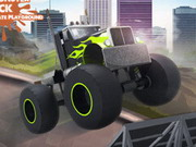 Play Monster Truck Ultimate Playground game