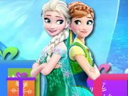 Play Frozen Fever's Gift Columns game