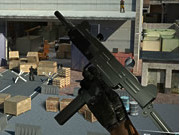 Assault Echelon Warehouse Game