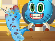 Gumball Foot Doctor Game