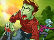 Bang The Zombies Game